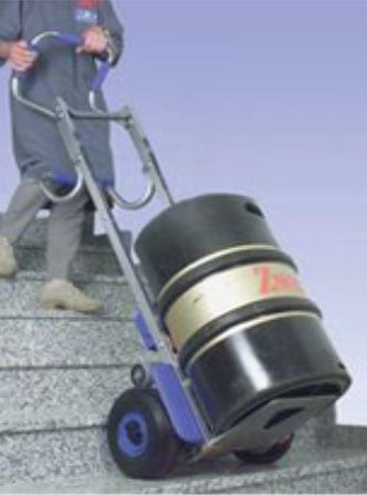 Moving Heavy Equipment On Stairs Carrying Up To 170kg