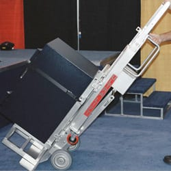 Ultra Lift- Powered Stair Climber Moves Heavy Safe