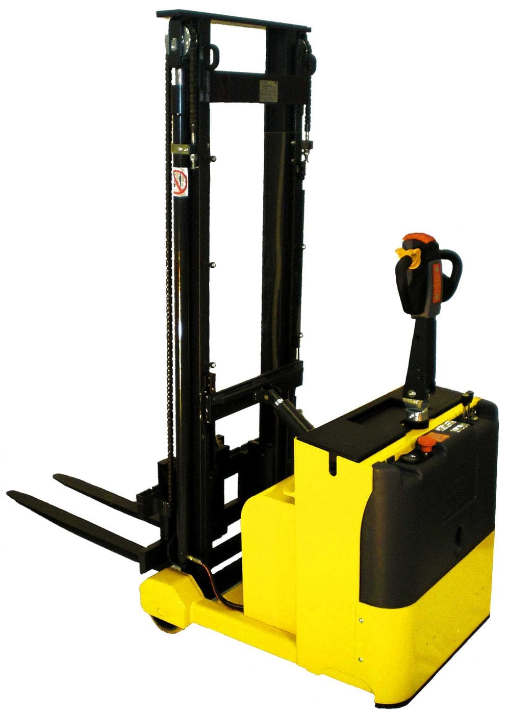 Itbco6 Ultra Compact Counterbalanced Stacker
