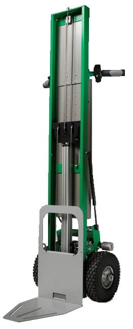 Lde75 Semi-Electric Self Loading Stacker