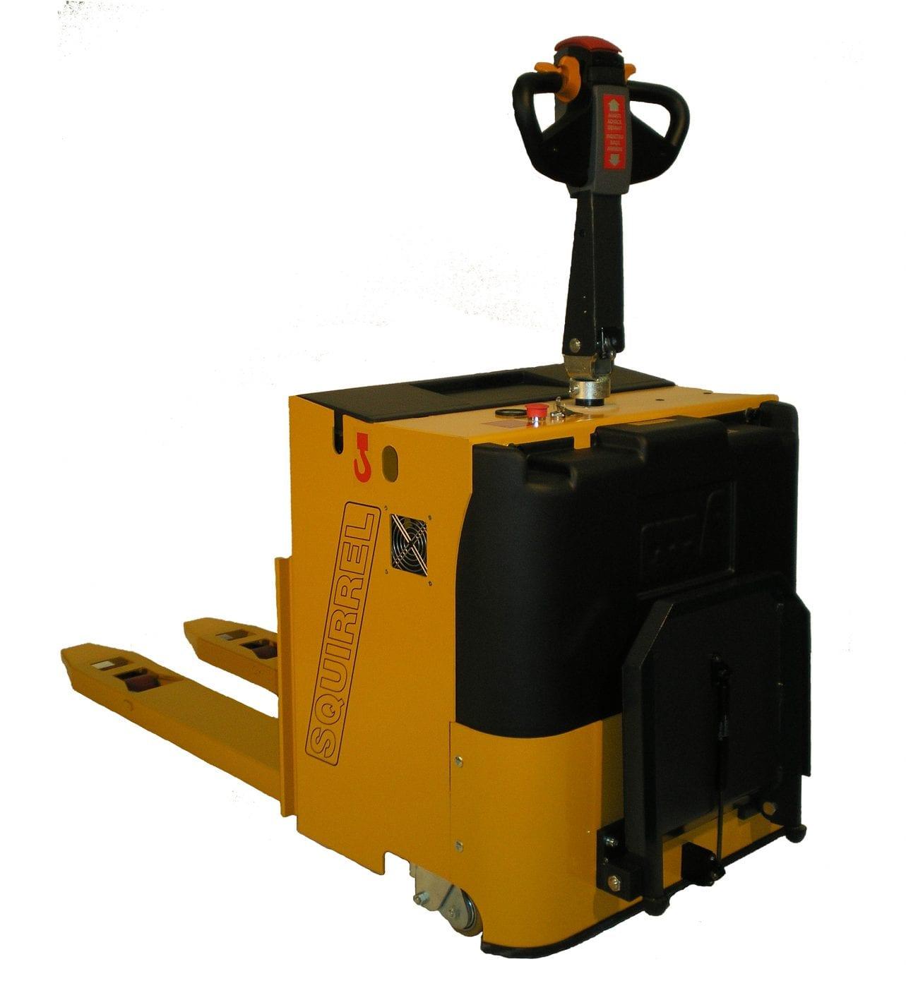 Sqr30 Fully Powered Heavy Duty  Pallet Truck
