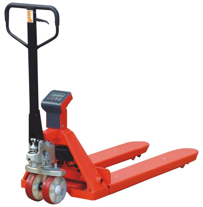 Ws Weight Scale Pallet Truck