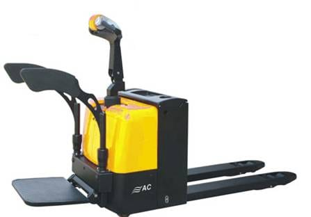 Sqr22 Fully Powered Pallet Truck