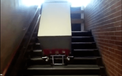 Powered Stairclimbers safe and practical for schools