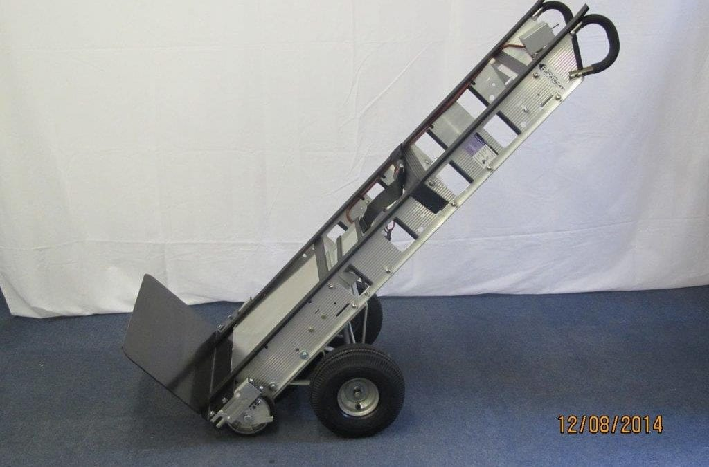 Powered Stair Climbers Uk Stair Lift Stair Trolley