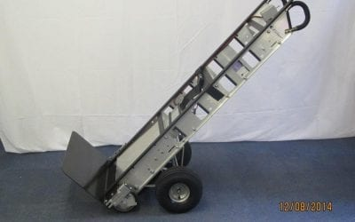 New Spec Escalera Powered Stairclimber 350kg, 15 Steps per minute