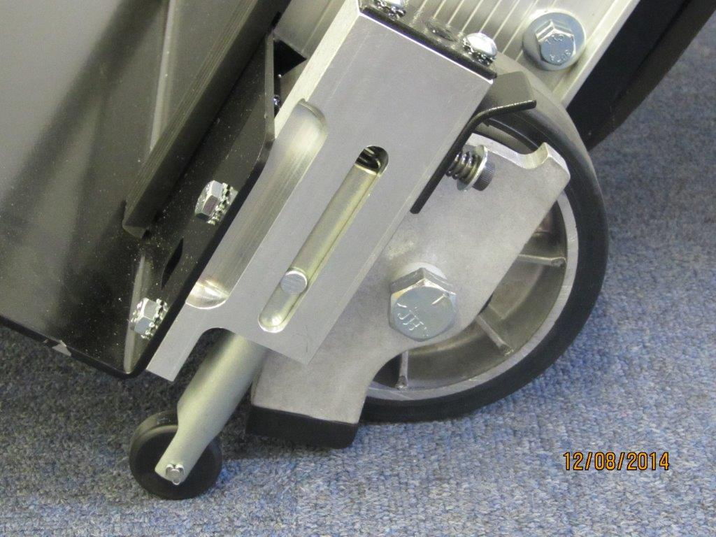 Brakes fitted as standard